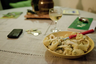 June 28th - Simple Supper At Home in Beaune | by The Hungry Cyclist