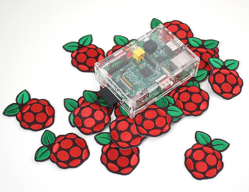 Pi badges | by adafruit