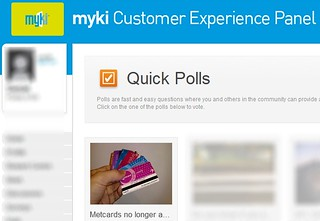 Myki user panel pic | by Daniel Bowen