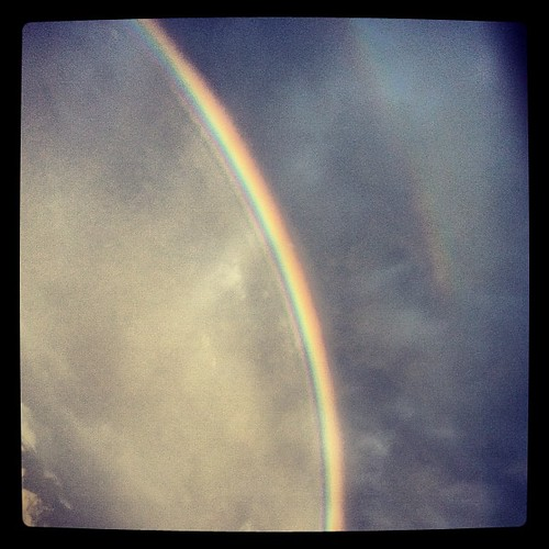 Double rainbow | by A Healthy Life For Me