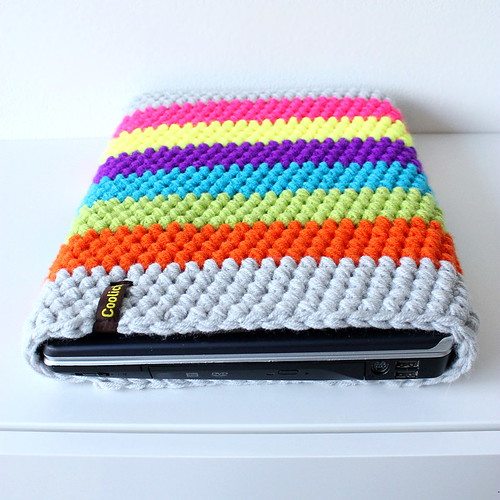 Laptop sleeve | by Coolich Beanies