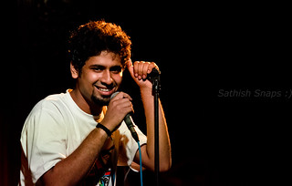 Music Band singer @ Egmore Museum theatre | by Sathish_Photography