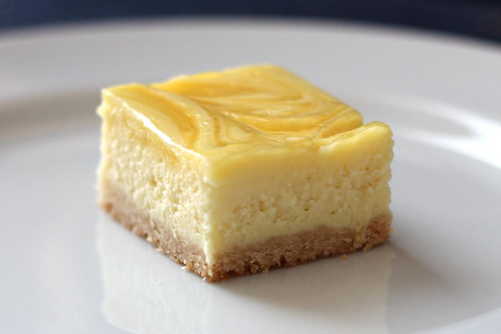 Lemon Cake Square Pan