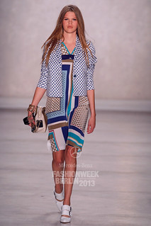 Schumacher - Mercedes-Benz Fashion Week Berlin SpringSummer 2013#103 | by MBFWBerlin