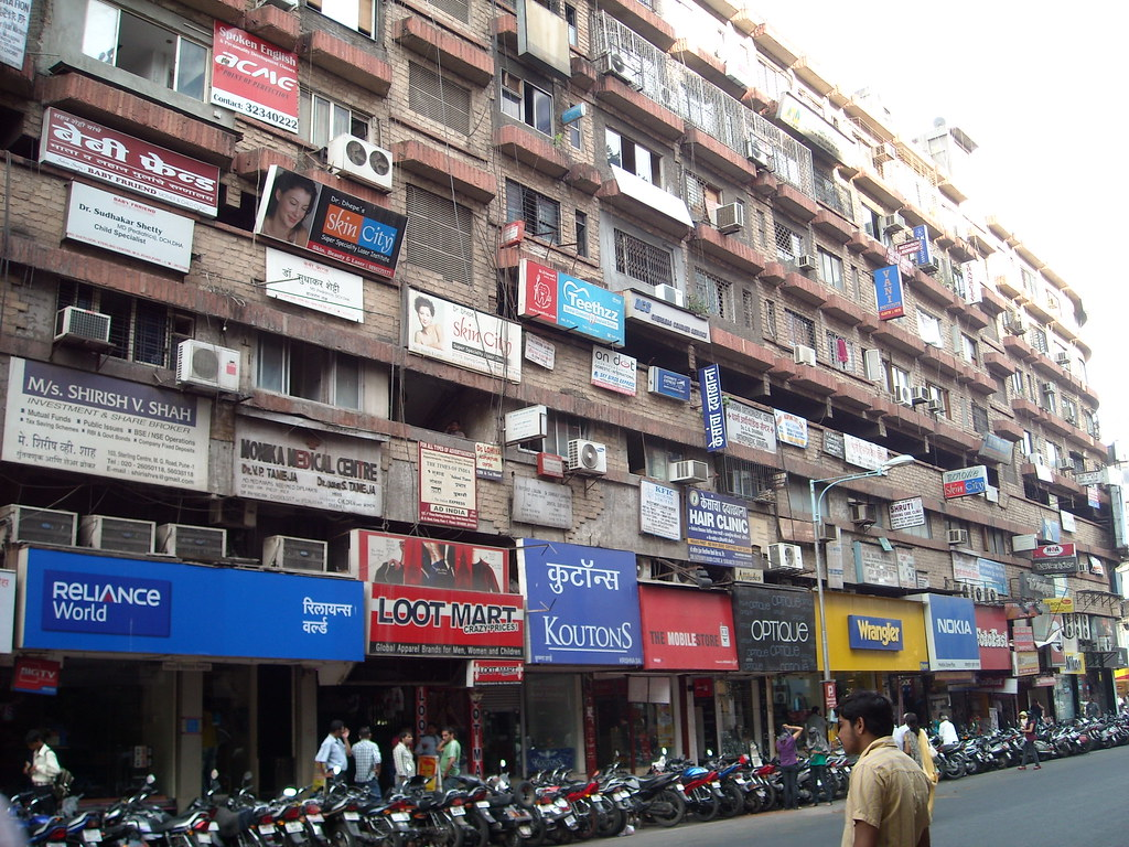 Fashion Streets In Pune