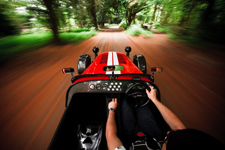 Superlight R300 in motion | by Official Caterham Cars