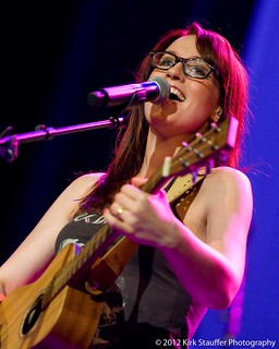 Ingrid Michaelson @ Moore Theater | by Kirk Stauffer
