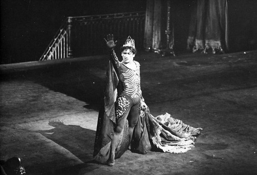 Alexander Grant as Tirrenio in 'Ondine' in 1958 © Roger Wood/ROH 1958 | by Royal Opera House Covent Garden