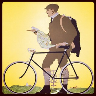 #tweedrun on Sunday with @jwizard @robin_ek and @alex_weller #cycling #bikes #tweed #gentlemanlyconduct | by Mark Brewster
