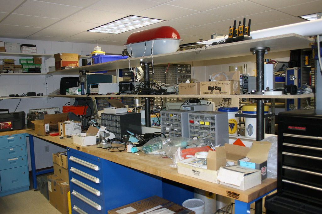 Electronics Lab Workbench  CCOM JHC  Flickr