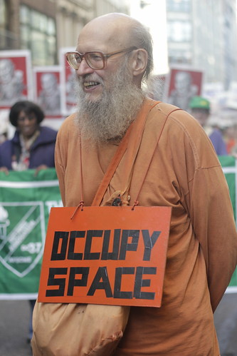 Occupy space at Occupy Wall Street | by WarmSleepy