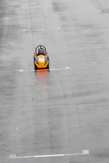Coyote / Greenpower Corporate Challenge and Season Opener 2012 at Silverstone | by mattbeee