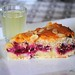 Buttermilk Raspberry Cake and Lemoncello