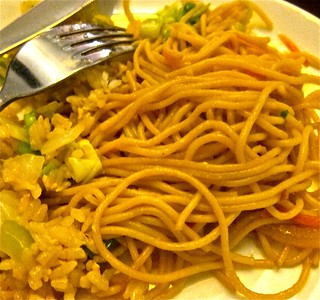 pasta is lo mein | by jayweston@sbcglobal.net