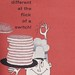 Oster deliciously different pancakes 1963