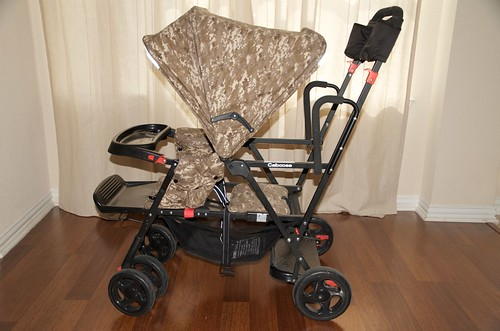 Joovy Caboose Sit And Stand Car Seat Adapter