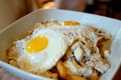 Square Peg Poutine | by phillydesign