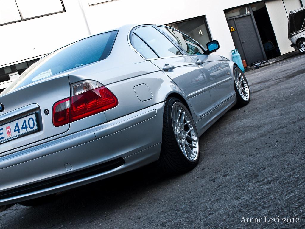 Bmw E >> BMW E46 BBS RSII - Bilstein PSS | OLYMPUS DIGITAL CAMERA | Flickr
