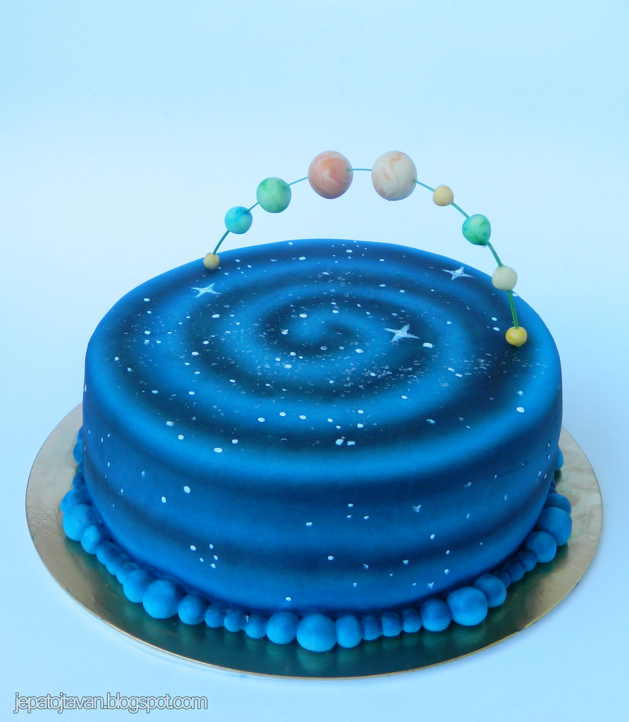 Universe Cake Pixie Pie Flickr