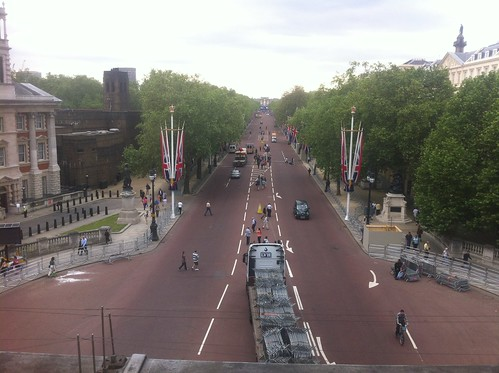 View from Admiralty Arch | by Ben Terrett