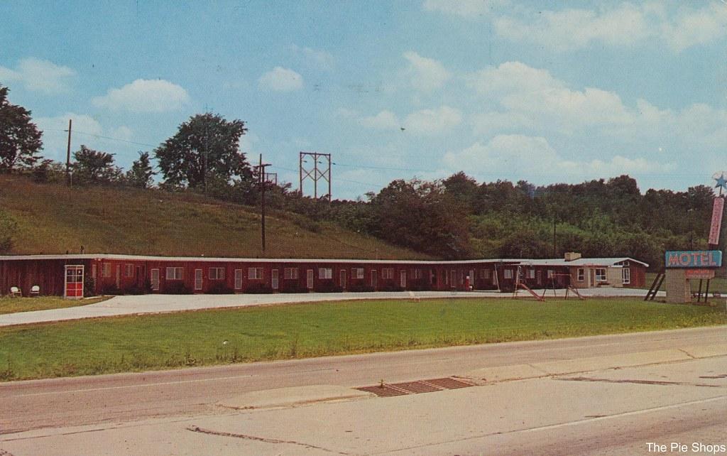 El Rancho Motel - Cambridge, Ohio