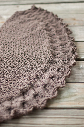 Thalia Shawl by Kirsten Kapur | by MandyPowers