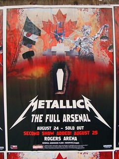 Metallica | by knightbefore_99