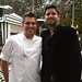 Chef Chris Crary & my brother Greg