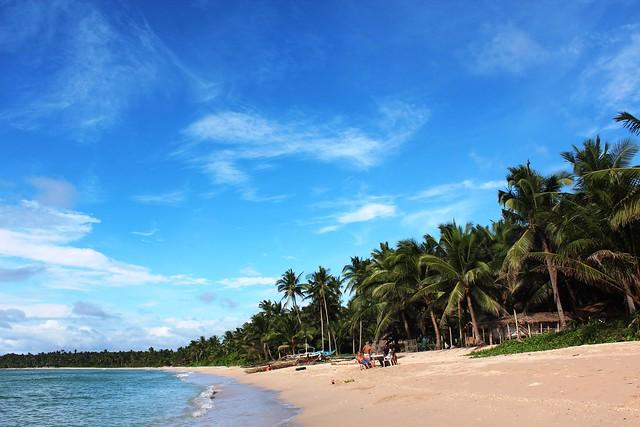 Masbate white sand beach