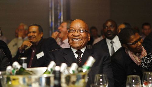Republic of South Africa President Jacob Zuma has launched an attack on Vice-President Kgalema Motlanthe for questioning the succession issue within the ruling African National Congress (ANC). | by Pan-African News Wire File Photos
