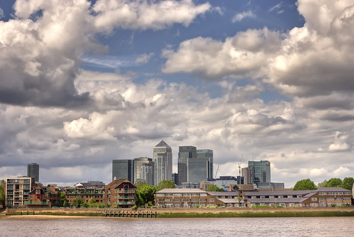 Canary Wharf | by Darren Pettit