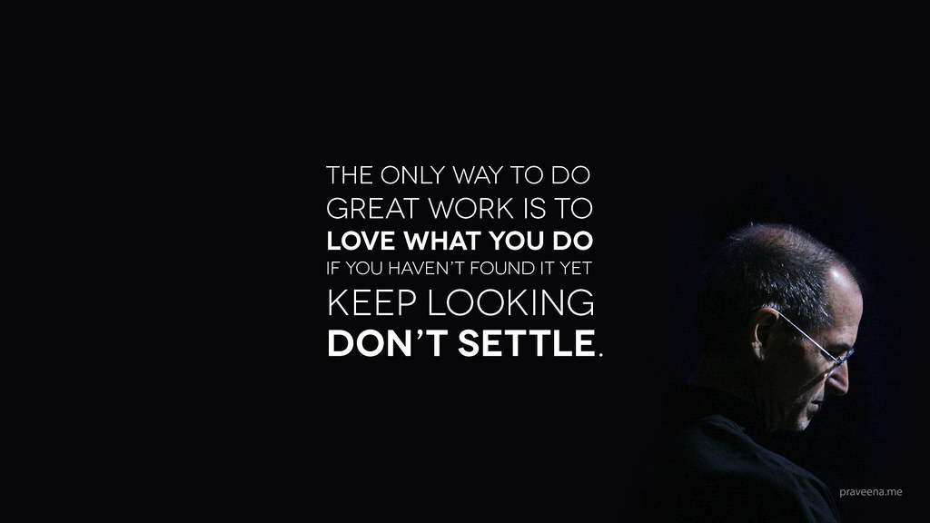 motivation by steve jobs essay Steven paul jobs was born on february 24, 1955, to a pair of graduate  but  most employees were extremely loyal because he knew how to motivate them.