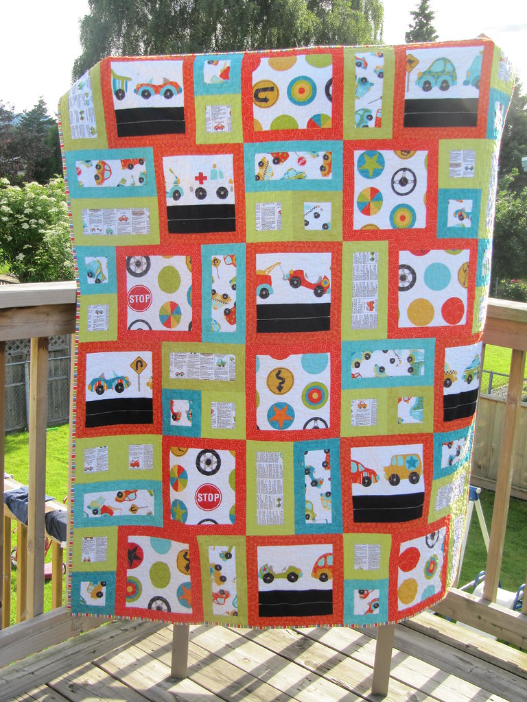 Siblings Together Quilt OurBusyLittleBunch Flickr
