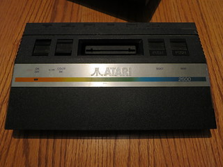 Atari 2600 Jr. Rev. A | by ericneu