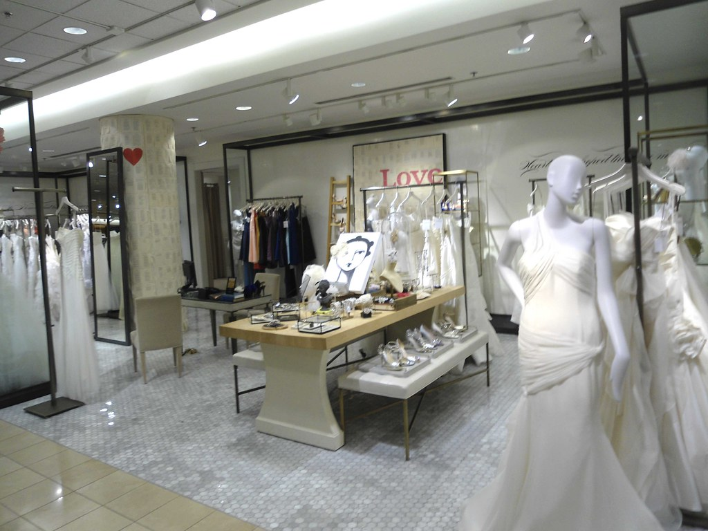 Nordstrom Wedding Suite downtown Seattle WA | Notice the coo… | Flickr