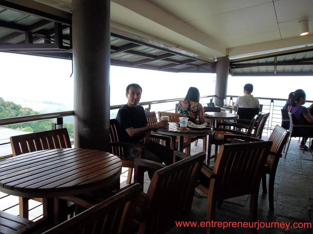 Starbucks 2nd Floor Deck Tagaytay Manila Starbucks Taga Flickr