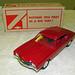 1971 Chevrolet Chevelle Malibu SS454 Promo Model Car - Cranberry Red