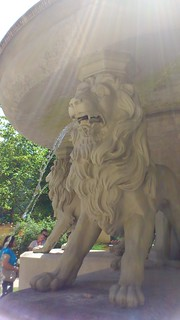 large stone lion | by pepp 2012