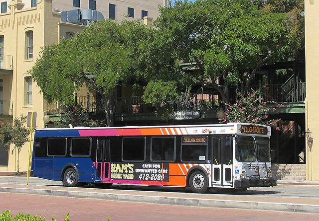 VIA Metropolitan Transit | Flickr