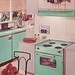GE Kitchen Ad 1963