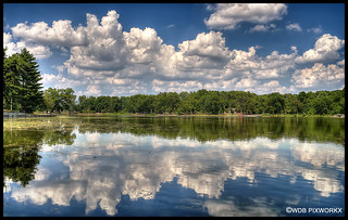 LAKE HERRICK FOREST PRESERVE, WARRENVILLE, IL | by WDB PIXWORX