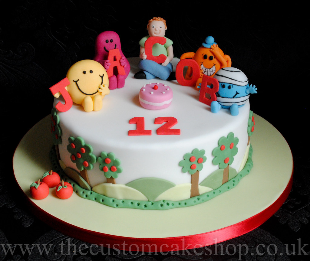 Little Miss Princess Cake