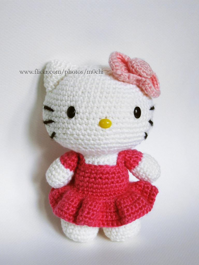 Hello Kitty -dress | A famously fashionable kitty. Design ba… | Flickr