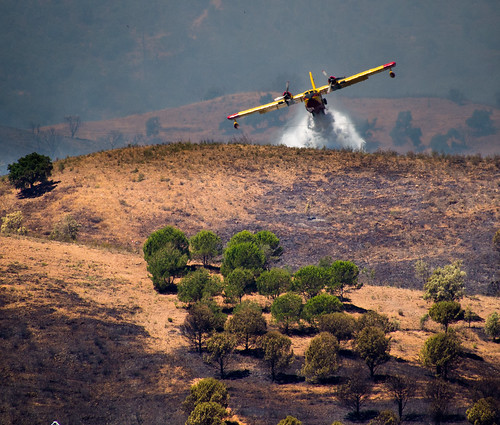 Forest Fires In The Serra | by Louis Dobson (formerly acampm1)