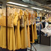Behind-the-scenes at the Costume Department.  © ROH 2012
