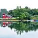 Brucher Talsperre Lake (Gummersbach,Germany)
