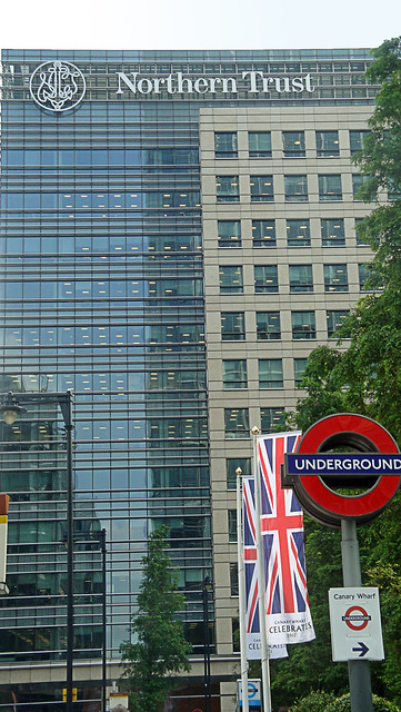 Northern Trust, Canary Wharf | Toastmasters meeting this aft ...