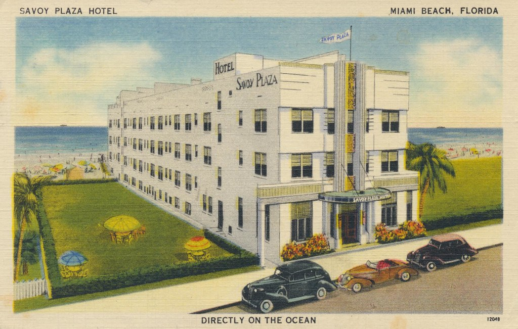 Savoy Plaza Hotel - Miami Beach, Florida