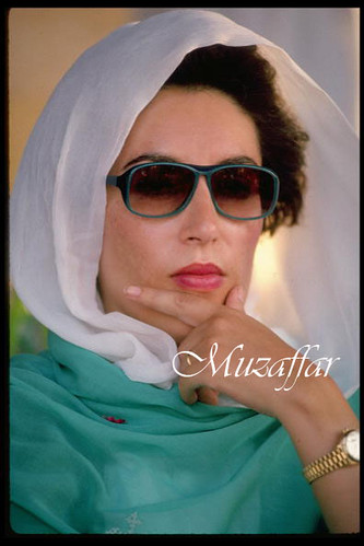 Benazir Bhutto | by muzaffar2002