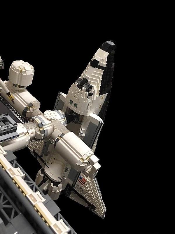 lego space shuttle orbiter - photo #7